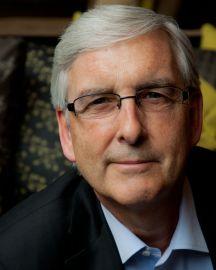 Author Lyle Nicholson